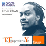 004 – See your highest self and work daily to become that person, with Kemal Brown